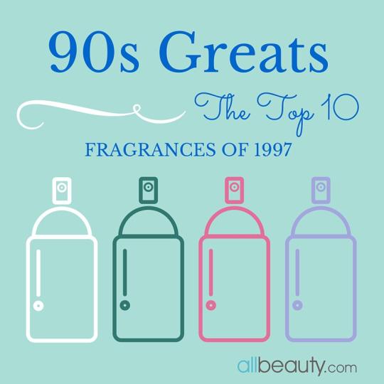 Top 10 Fragrances of 1997