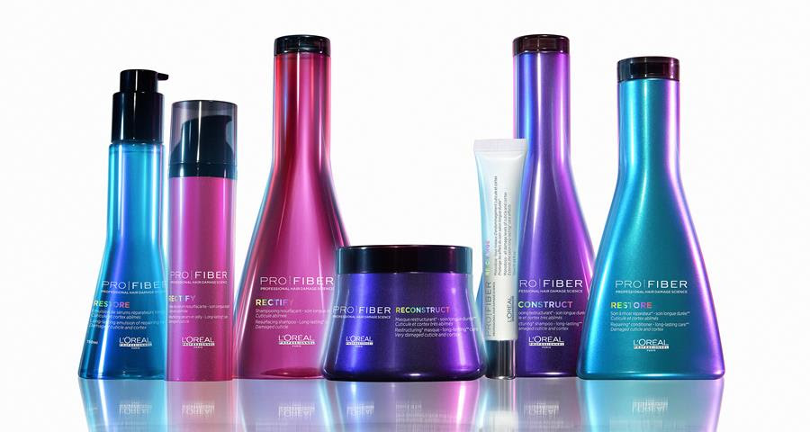 L'Oréal Professionnel Pro Fiber: your step by step guide ...
