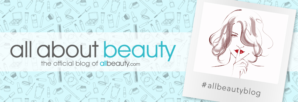 all about beauty blog header