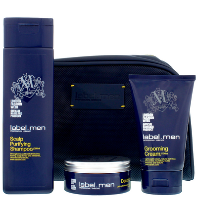 Gifts For Him Label M Men Grooming Kit