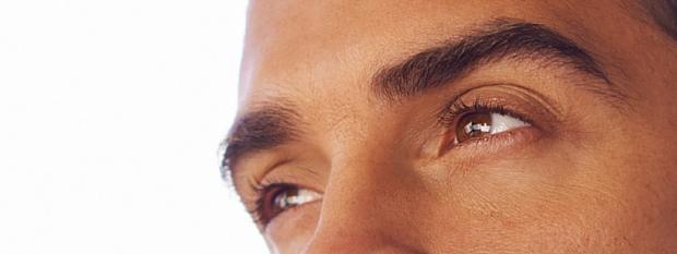 men's eyebrow grooming