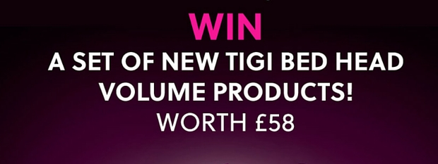 TIGI BED HEAD FULLY LOADED COMPETITION