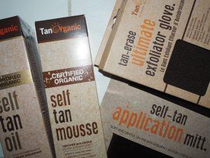 Tan Organic Review
