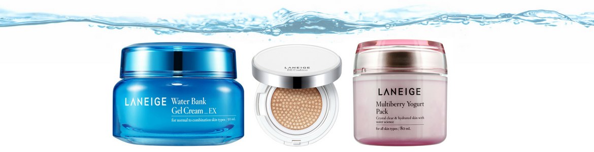 Laneige Skincare & Cosmetics: Our New K-Beauty Brand