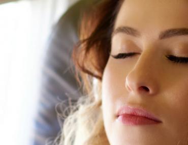 In-Flight Travel Skincare