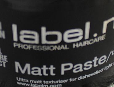 label.m matt paste review