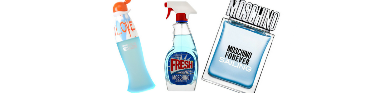 The Moschino Scent Guide – Plus Fragrance Giveaway!
