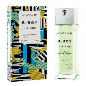 Alyssa Ashley Hip Hop B-Boy