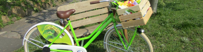 Weleda Spring Giveaway: WIN This Fantastic Bike Worth £250!