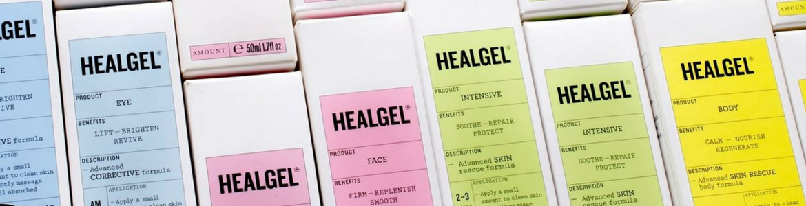 HealGel Competition: Win A Complete Set!