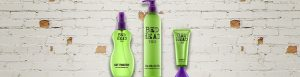 TIGI bed head giveaway