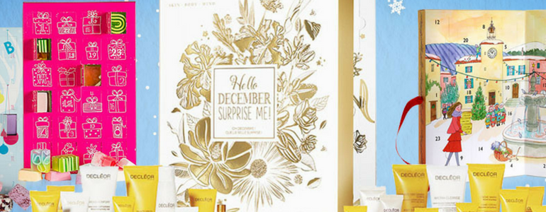 2017 Beauty Advent Calendars