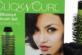 How to get the look with click n curl