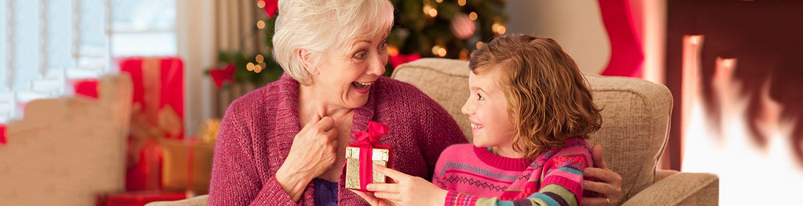 Grandparents Gift Guide for Christmas