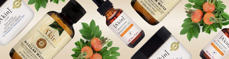 A'Kin #Veganuary Skincare Giveaway