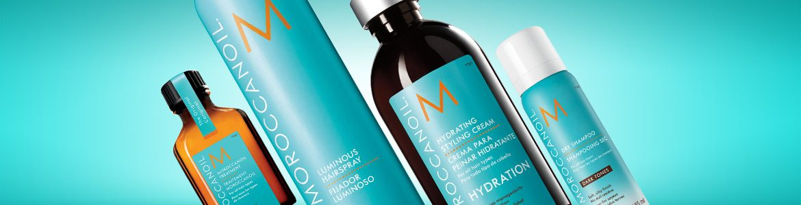 Win MOROCCANOIL #LFW Products