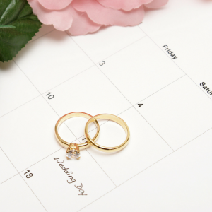 plan the perfect wedding date