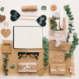 plan the perfect wedding scheme