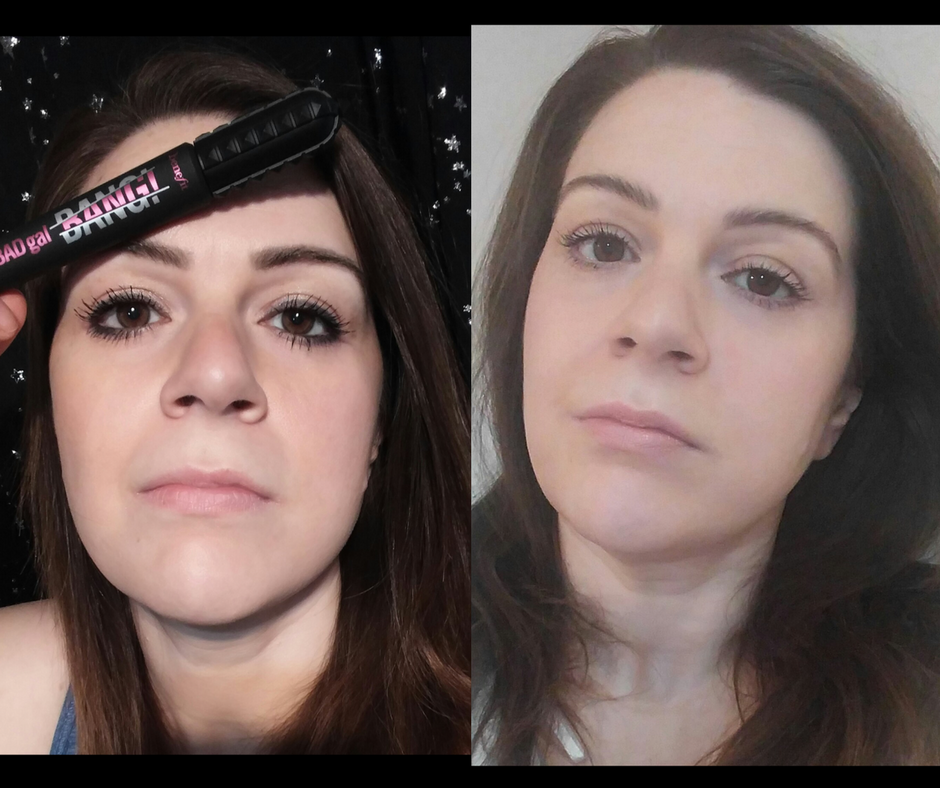 No Makeup Tutorial Before After