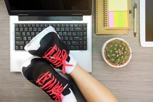 How To Stay Fit When You Work