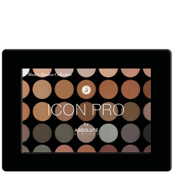 Absolute New York ICON PRO Eyeshadow Palette Smoke & Mirrors