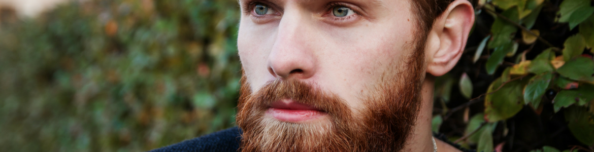 How To Grow A Beard With Percy & Nobleman