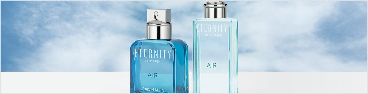 Calvin Klein Eternity Air – New Launch at allbeauty