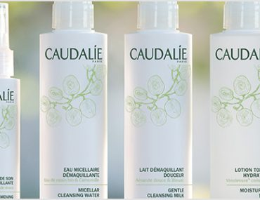 Caudalie cleansing collection