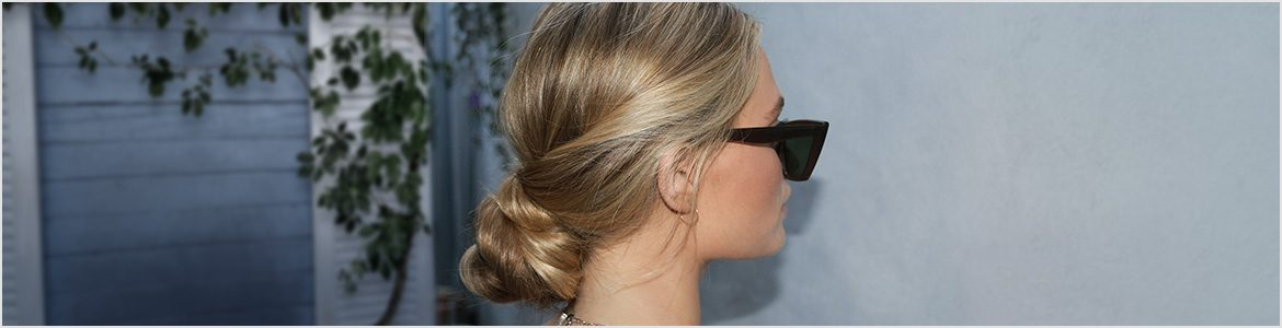 The Perfect Wedding Hairstyle with SACHAJUAN