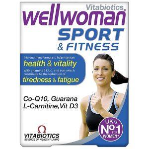 Vitabiotics Wellwoman Sport & Fitness FItness Routine