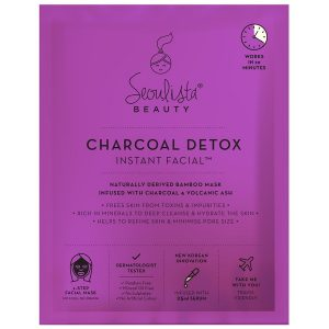 Charcoal Detox Instant Facial