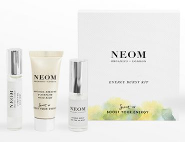 Neom Scent to boost energy