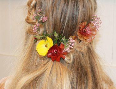 Festival Hair how to SACHAJUAN