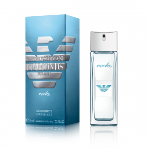 Emporio Armani fragrance Diamonds Rocks allbeauty blog