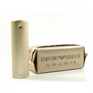 Emporio Armani fragrances Lei allbeauty blog