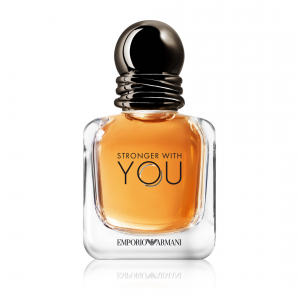 Emporio Armani fragrance Stronger With you allbeauty blog