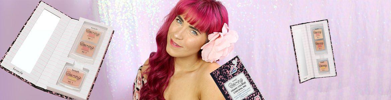 Benefit exclusive Crash Course Concealer Palette Get The Look allbeauty blog