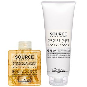 L'oreal source essentielle colour protect duo