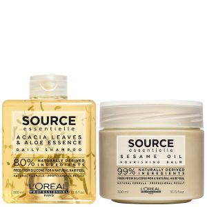 L'oreal source essentielle daily nourishment duo