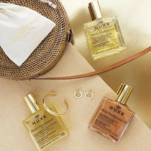 Nuxe Dry Oil allbeauty blog make the most of summer