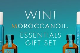 Moroccanoil Essentials set giveaway allbeauty blog
