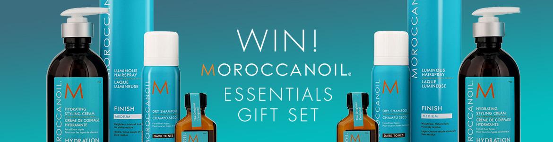 1d03c82fb4 WIN! Win 1 of 12 Moroccanoil Essentials Sets worth £65!