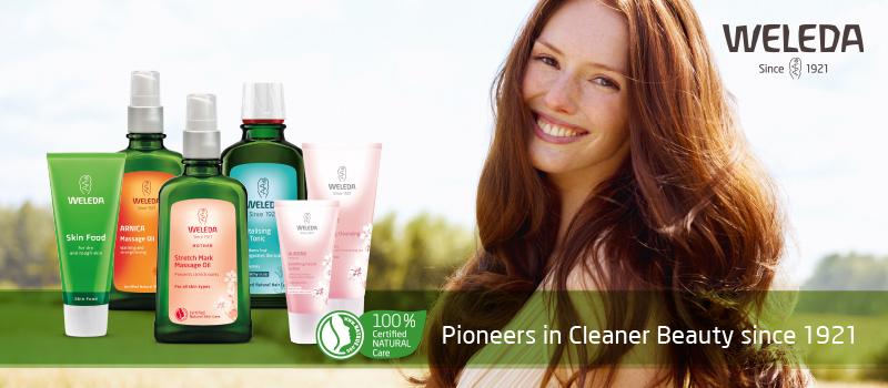 Weleda Cleaner Beauty allbeauy blog