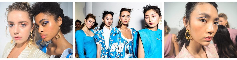 LFW 2018: Paul Costelloe x Benefit Cosmetics allbeauty blog