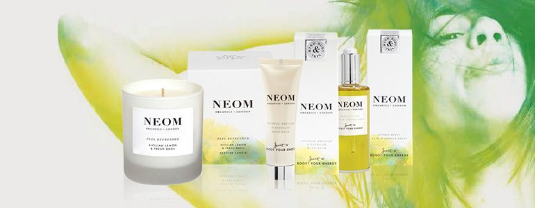 Recharge your beauty routine Neom competition allbeauty blog