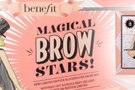 Benefit Magical Brow Stars Christmas 2018 allbeauty blog