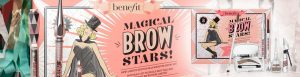 Benefit Magical Brow Stars Christmas 2018 allbeauty blog