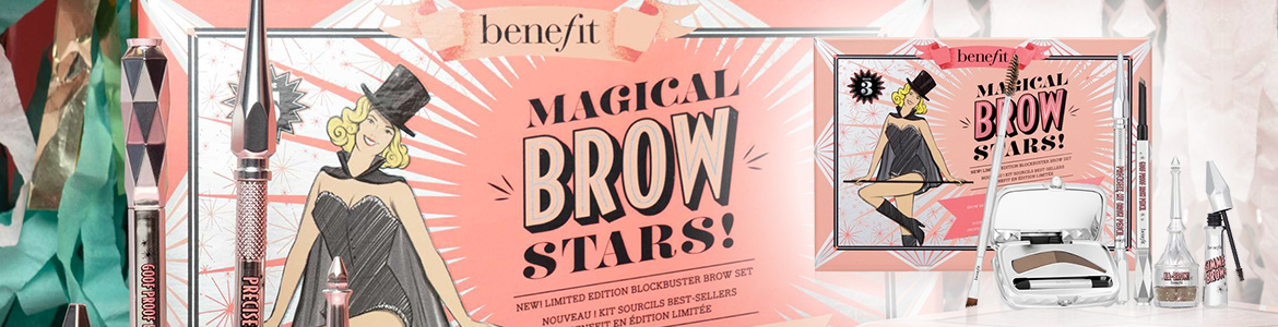 Benefit Magical Brow Stars Christmas 2018 + Your Chance To Win!