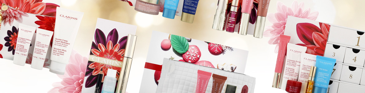 Clarins Gift Guide: Christmas 2018