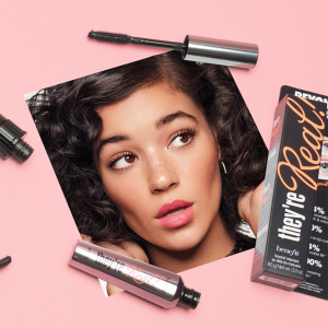 They're Real! benefit mascara allbeauty blog